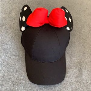 Disney's Adult 57-60 cm Minnie Mouse Hat